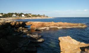 Playa Punta Negra Las Rotas Denia